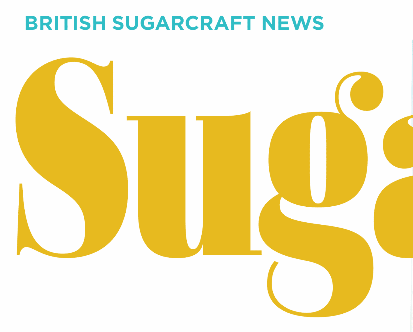 Sugarcraft Magazine